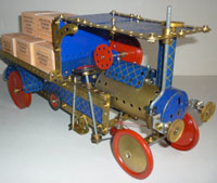 Steam Wagon 1937