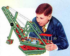 1965 Meccano catalogue