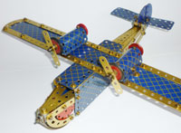 Meccano Do.X Flyingboat thumb