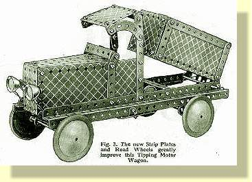 1934 tipper wagon