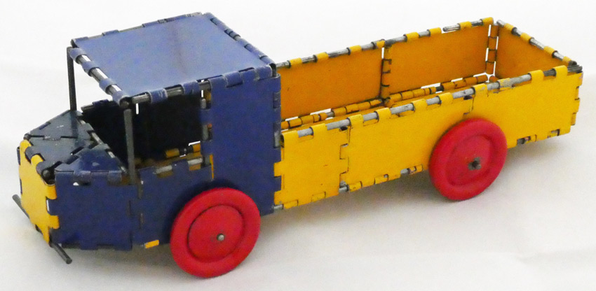 Dinky Builder lorry by Les Pook
