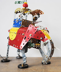 Meccano Elelephant Thumb