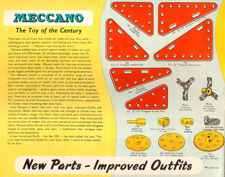 Toy of the Century 1954
