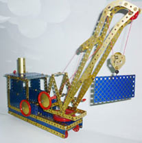 Thumb Railway Breakdown crane