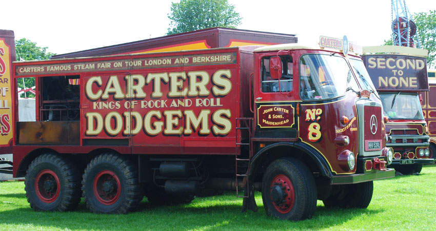 Carters Steam Fair Maldon