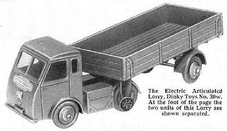 Dinky Toy March 1953 MM