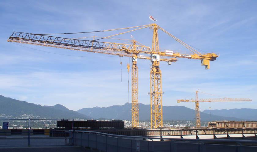 Meccano Model Page 34 Tower Crane